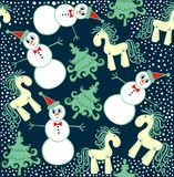 New year, christmas. Vector elements for design. Stock Photo