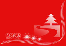 New year christmas or winter holiday Stock Photo