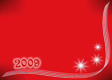 New year christmas or winter holiday Stock Photography