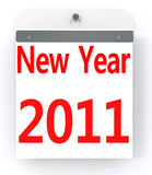 New Year is Coming. 3d illustration vector illustration