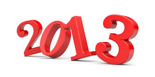 New year coming Royalty Free Stock Image