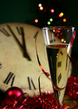 New Year is coming Stock Photography