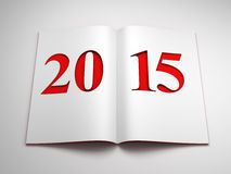 New year 2015. Are coming Royalty Free Stock Image