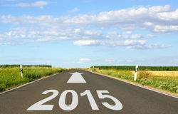 New year is coming Royalty Free Stock Photos