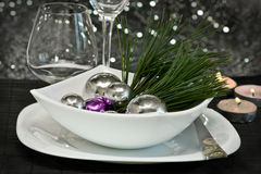 New year composition Royalty Free Stock Photo