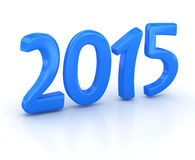 New year 2015 Royalty Free Stock Images