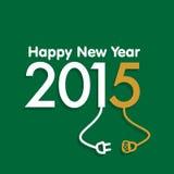 New Year 2015 Concept Stock Photos