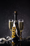 New Year concept Royalty Free Stock Photo