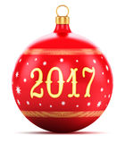 New Year 2017 concept Royalty Free Stock Images