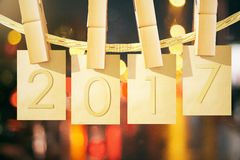 New year concept Royalty Free Stock Images