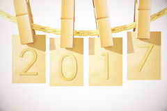 New year concept Stock Images