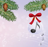 New Year concert Royalty Free Stock Photos