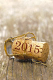 New year 2015 Royalty Free Stock Image