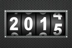 2015 New year Stock Photo