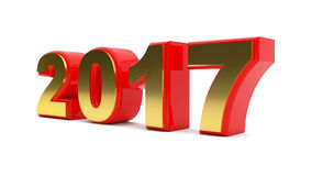 2017 new year Stock Photo