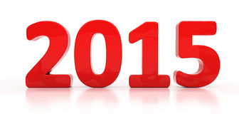 New 2015 Year Royalty Free Stock Images