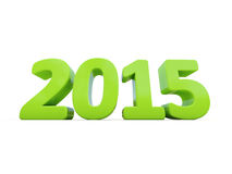 New 2015 Year Stock Image