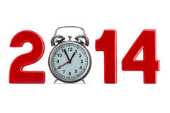 2014 new year Stock Image