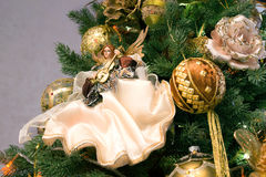 New year decorarion Stock Image