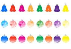 New Year decoration. Illustration of New Year decoration Royalty Free Stock Photos