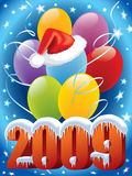 New Year decoration Stock Image