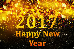 New year decoration,Closeup on golden backgrounds. New year decoration,Christmas time Stock Image
