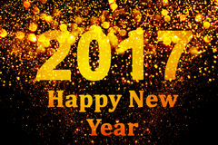 New year decoration,Closeup on golden backgrounds. New year decoration,Christmas time Stock Images