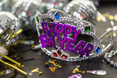 New year decoration Royalty Free Stock Images