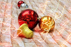 New Year decoration Stock Photos