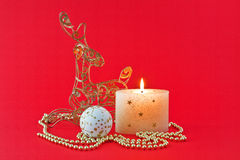 New Year decorations Stock Images