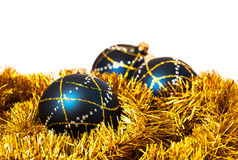 New Year Decorations Royalty Free Stock Photo