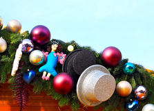 New Year decorations Royalty Free Stock Photos