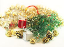 New year decorations Stock Photography