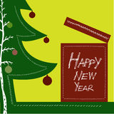 New year design Stock Photo