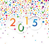 New year design Stock Photo