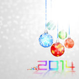 New year design Royalty Free Stock Photos