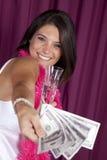 New year eve celebration Royalty Free Stock Photo