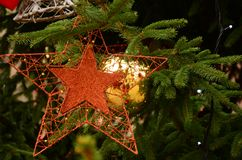 New year eve decoration Stock Photography