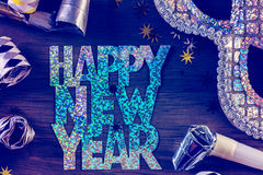 New Year Eve Royalty Free Stock Photos
