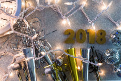 New Year Eve Stock Images