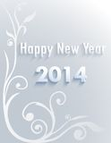 New year Royalty Free Stock Photo