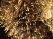 New Year Fireworks Royalty Free Stock Images