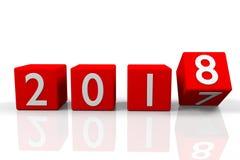 New year stock illustration