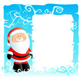 New Year Frame Royalty Free Stock Image