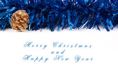 New year frame Royalty Free Stock Images