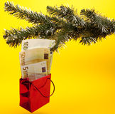 New year gift Royalty Free Stock Photos