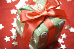 New- year gift Royalty Free Stock Images