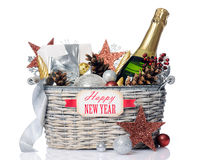 New year gift Royalty Free Stock Photo