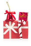 New year gift Royalty Free Stock Photography
