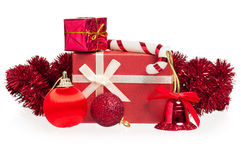 New year gift Royalty Free Stock Images